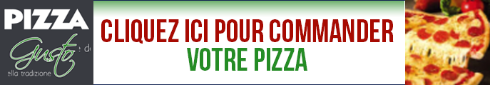 commander une pizza